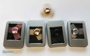 metal hand spinners