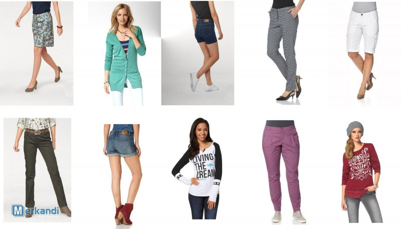 fashion brands wholesale clothing mix