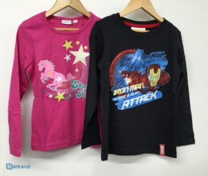 Kids clothing mix wholesale UK - sold by kilo