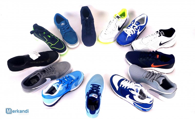 mix brands trainers stock lot for sale