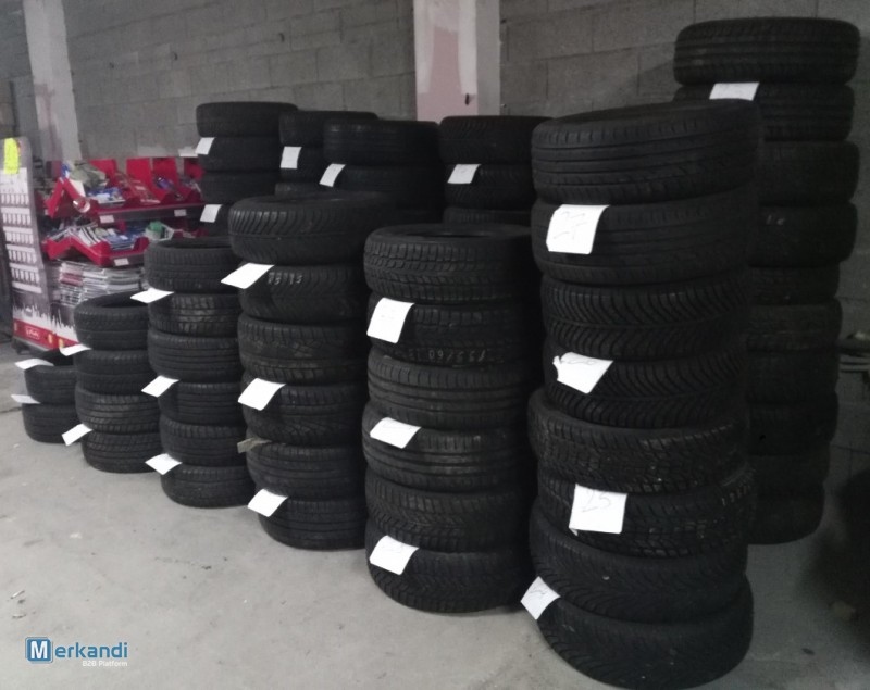 second hand tyres wholesale