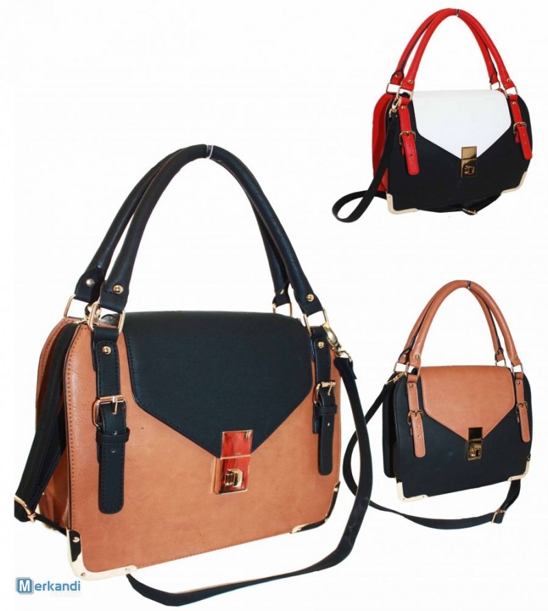 Wholesale of Eco leather briefcases for ladies