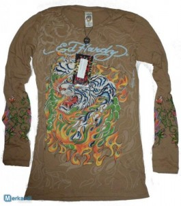 ed hardy garments closeout stock