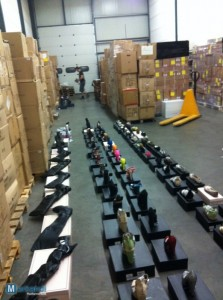 friss and company stock lot footwear