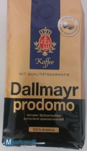 dallmayr coffe surplus stock