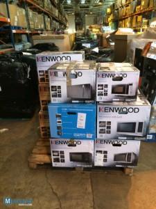 kenwood wholesale microwaves