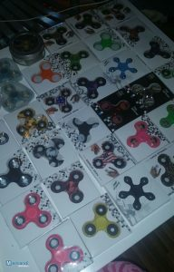 hand fidget spinner wholesale