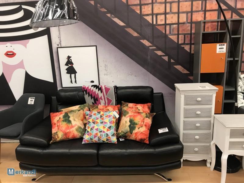 Ex store living room furniture wholesale