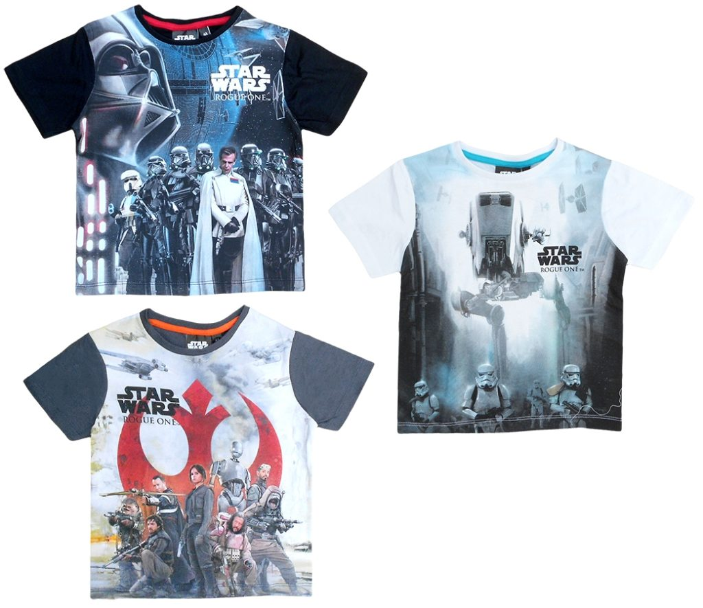 STAR WARS t-shirts wholesale stock