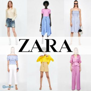 ZARA clothes for women wholesale