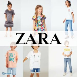 ZARA clothing for children wholesale